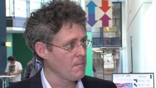 GMDS -Tagung 2014 Interview mit Dr. Jobst Landgrebe, GF Cognotekt GmbH