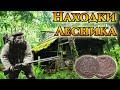 Загадочная Изба ЛЕСНИКА -Нашли в лесу древние монеты! коп и поиск монет на металлоискатель