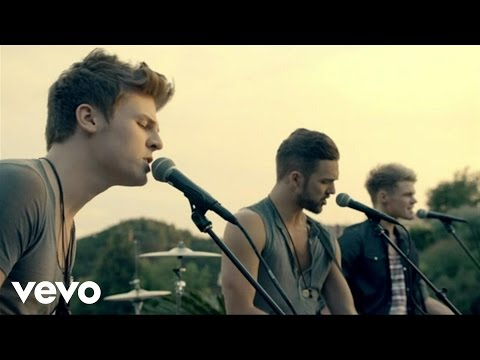 Lawson - Brokenhearted ft. B.O.B. 歌詞+中文翻譯