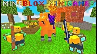 Minecraft en Roblox | Roblox ⭐️| GamePlaysMix
