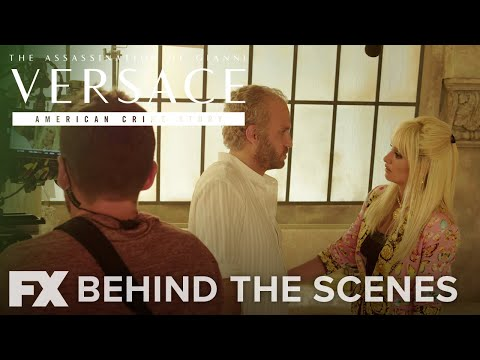 The Assassination of Gianni Versace  Inside Season 2: Édgar Ramírez as Gianni Versace  FX