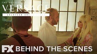 The Assassination of Gianni Versace  Inside Season 2 dgar Ramrez as Gianni Versace  FX