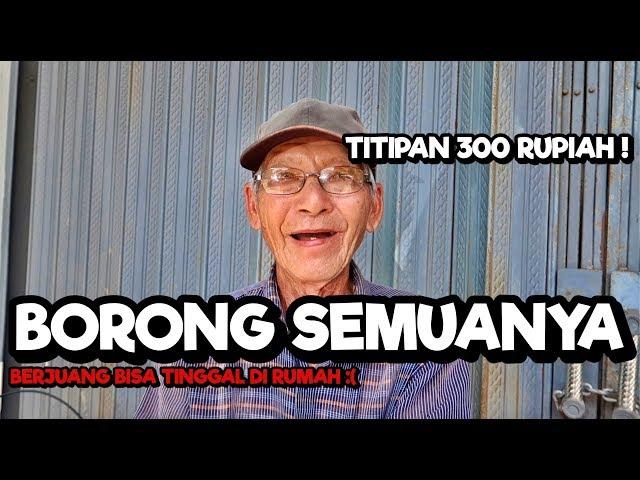 BORONG SEMUA !! PENJUAL INI HANYA BAWA UANG PULUHAN RIBU SEHARI #637