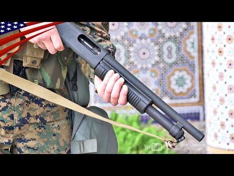 アメリカ海兵隊・大使館警備隊の訓練