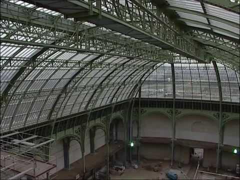 Transformations | La restauration du Grand Palais