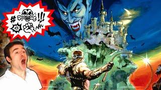Castlevania (NES): Gameplay en español - ¡Desafío retro difícil! - RetroBazinga