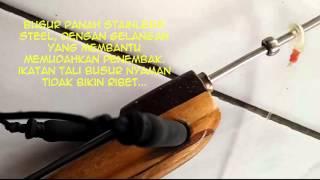 Speargun Panah ikan  mataram lombok agus