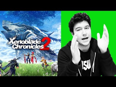 Xenoblade Chronicles 2 Is Life