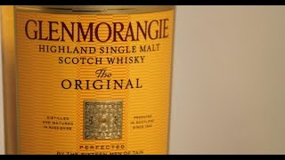 "Review:  Glenmorangie Highland Single Malt Scotch Whisky ""the Original"" 10 Years Old"