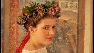 Hairstyle and Costume of the Roman Bride
