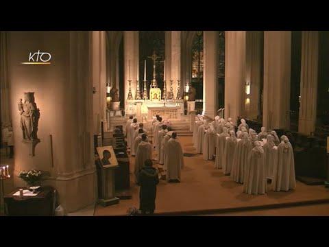 Vêpres et messe du 10 novembre 2018