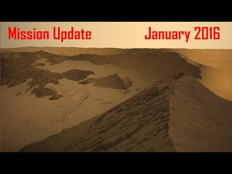 Mars One Mission Update: January 2016