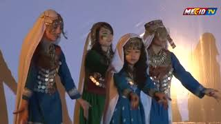Hazaragi Cultural Tableau On Hazaragi Songs Mash up