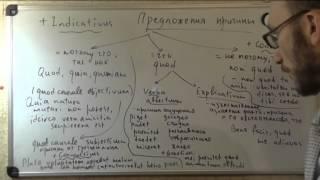 Латинский синтаксис:  предложения причины