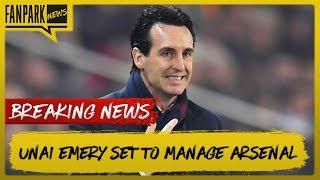 Unai Emery Next Arsenal Manager | Nainggolan Dropped From Squad - FanPark News