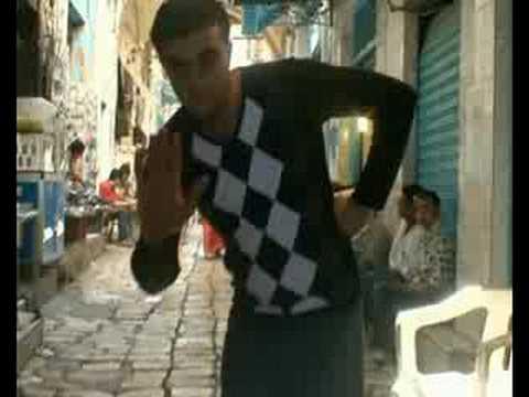 Tunezja Tunisia Sousse - nice people in Medina