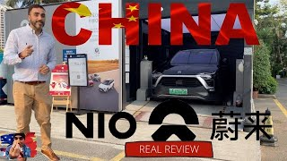 REAL NIO REVIEW!!! DETAILED OVERLOOK AT THE es8!!