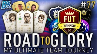 THIS GAME IS THE BEST GAME - FIFA 19 RTG #77