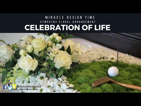 Celebration of Life   MIRACLE DESIGN TIME