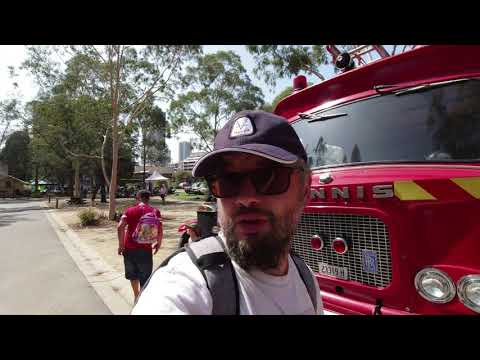 Classic Car Show Walkaround, Australia Day 2020, Parramatta, NSW