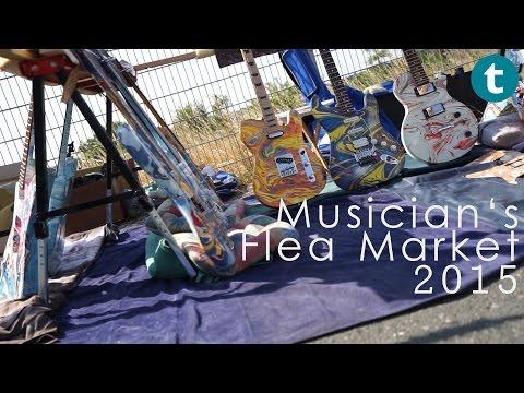 Musician's Flea Market 2015