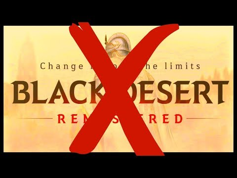 What BDO Players REALLY Want Instead of Black Desert Online Remastered