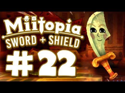 Miitopia - Part 22 - SWORD AND SHIELD