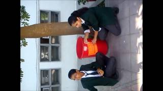 Delhi Public School Bopal India green school drive segregation of waste