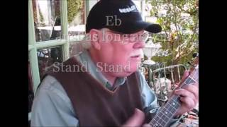 """STAND BY ME"" by Ben E. King . . . Ukulele Tutorial by Ukulele Mike Lynch"