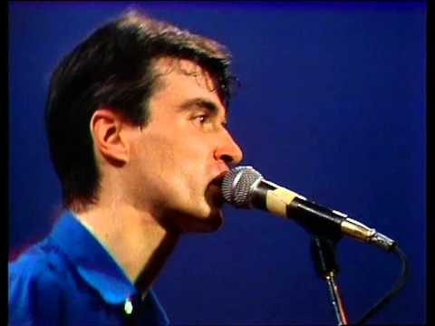 07 Talking Heads Life During Wartime Dortmund 1980