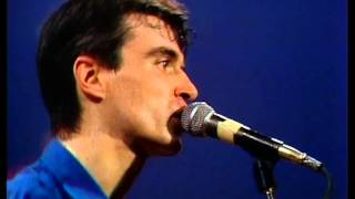 07 Talking Heads Life During Wartime Dortmund 1980