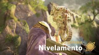 UNCHARTED 4 - Lost Treasures Multiplayer Conteúdo Exclusivo Trailer | PS4