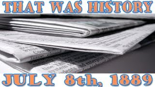 A Day In History: The Wall Street Journal