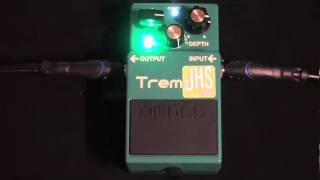 JHS Pedals Modified Boss TR-2 Tremolo