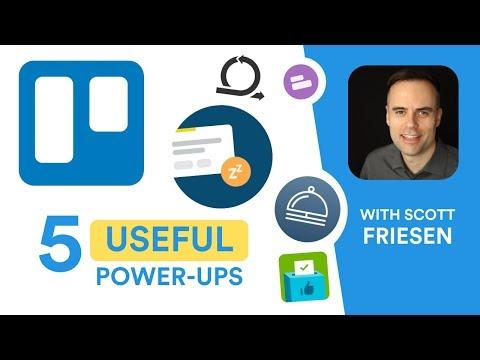 5 Useful Trello Power Ups With Scott Friesen | Simpletivity