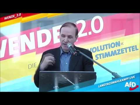 Dr. Curio: Wahlkampfrede in Prenzlau (Brandenburg) am 3.8.2019