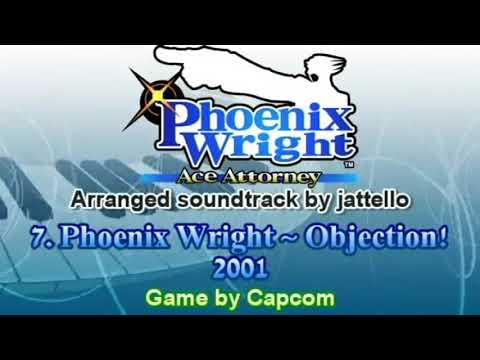 Phoenix Wright: Ace Attorney Objection! 2001