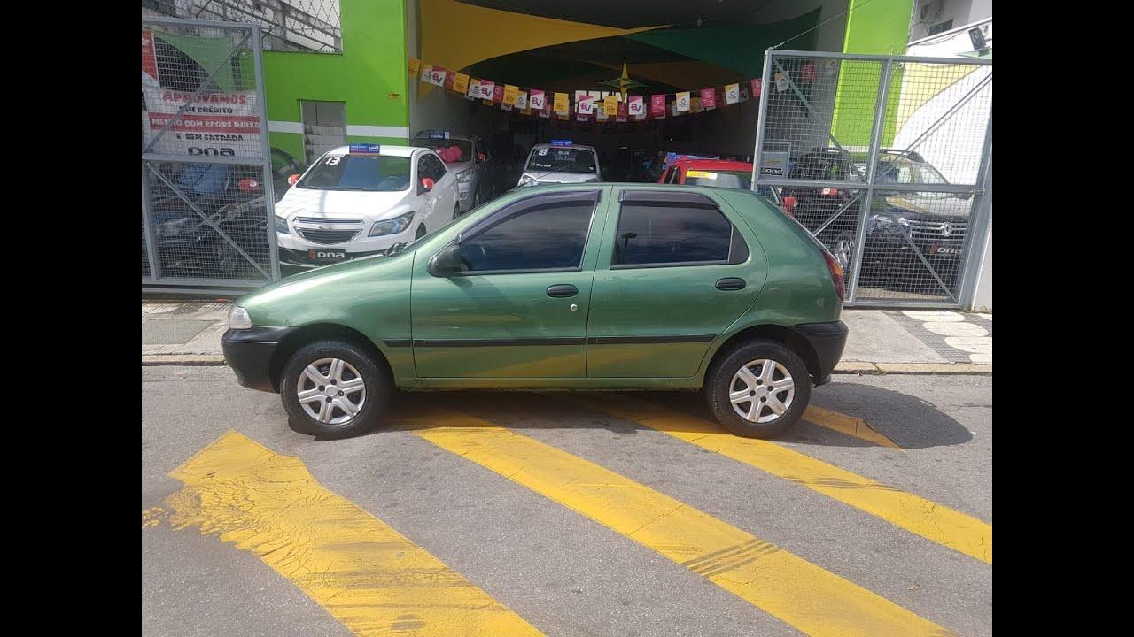 FIAT/PALIO EX 1.0 2000 BÁSICO TEM SCORE BAIXO LIGA AGORA!!