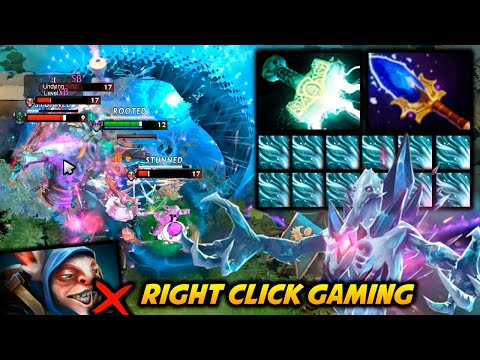 Ancient Apparition Carry - RIGHT CLICK GAMING - Dota 2 Highlights TV