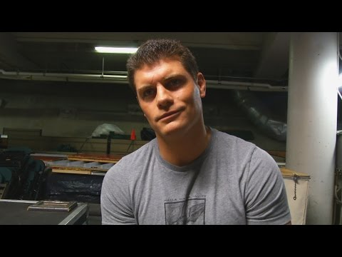 Cody Rhodes looks up to Daniel Bryan on the day of his retirement: February 8, 2016