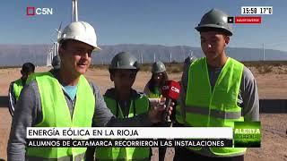 Alerta Verde - Energía Eólica en La Rioja (parte 2)