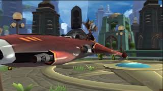 Ratchet and Clank : Up Your Arsenal -96- The Ry3no Grind