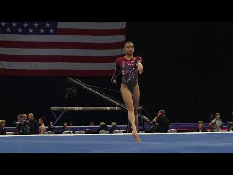 Adeline Kenlin – Floor Exercise – 2018 U.S. Gymnastics Championships – Senior Women Day 1 Mp3