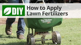 How to Apply Granule Lawn Fertilizer