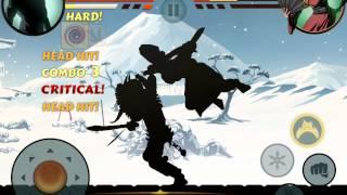 Shadow Fight 2 Битва с вдовой, держим курс на Сёгуна