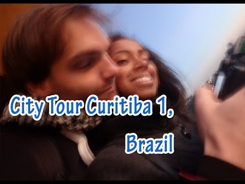 WE FLEW ON WHEELS - Curitiba City tour 1, Brazil