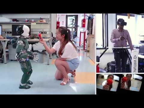 iCub teleoperated walking and manipulation