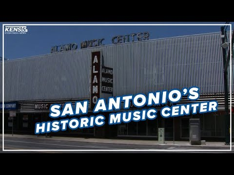 New to Town: Alamo Music