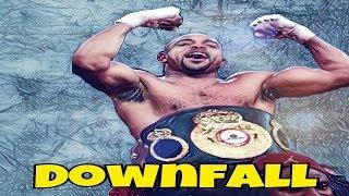 Roy Jones Jr DOWNFALL Breakdown