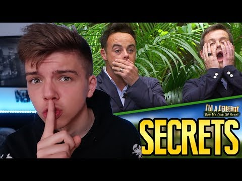 5 Im A Celeb Secrets That They Don't Want You To Know...   im a celebrity get me out of here SECRETS